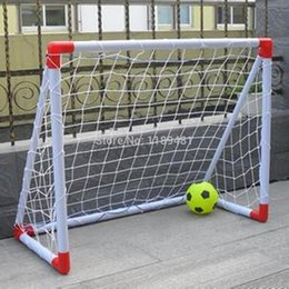 Wholesale F85 x FT Football Soccer Goal Post Nets For Sport Training Practice Outdoor Match