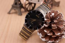 Selling diamond belt between men and women in same leisure fashion tungsten steel watch quartz watch