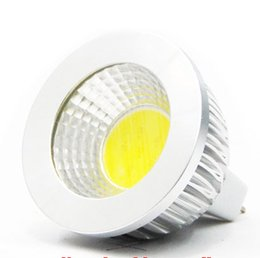 12v MR16 LED lamp COB 3W 5W 7W Warm White 2700K 3000K Spot Light Bulb Lamp