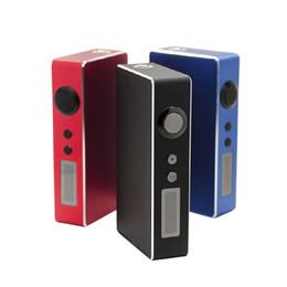 Acheter en ligne Cloupor gt-Authenic Sigelei 150W BOX MOD One 150w Sigelei Box Mod Utilisation de Sony VTC4 VTC5 Batterie PK Sigelei 75w 100W Plus Cloupor GT 80W