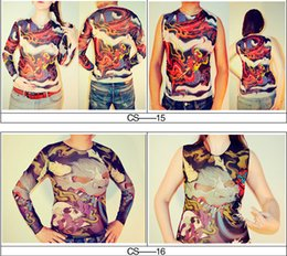Wholesale 2015 New temporaryTattoo t shirts outsports floral Buddhism punk Tatoo body arts novelty small sticker design temporary tattoos Apparel