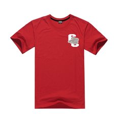 Crooks and Castles t shirts s-5xl Summer mens Leopard T shirts,Hip hop short sleeve t shirts