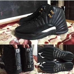 online shopping Nike dan XII The Master Mens Womens Basketball Shoes AAA Original Jordan12 AJ12 Retro XII J12s For Men Sneakers