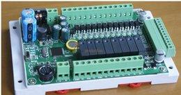 Wholesale FX1S MR MT AD2DA Module board Clock Modbus VDC for Mitsubishi PLC analog input output Relay or Transistor output