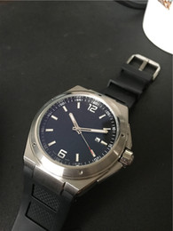 Mens luxury watches aaa quality brand watch auto date function rubber strap quartz wristwatches 114