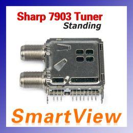 Wholesale Genuine Sharp Tuner Standing Type for openbox skybox S9 A3 A4 F3S F4S F3 F4 X3 X5 satellite receiver