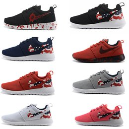 Wholesale Nike Olympic London Roshe Running Shoes For Man Woemn Famous brand Lightweight Roshes Athletic Shoes