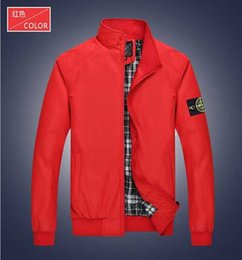 Wholesale 2016 Men Stone Outdoor Sports Jacket Is Prevented island Bask In Ultra Thin Breathe Freely stone jacket