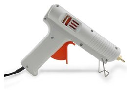 Wholesale Hot sale W Hot Melt Glue Gun with glue stick Adjustable Constant Temperature High Quality Repair Tools For Halloween Christmas