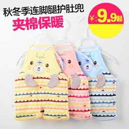 Wholesale cotton baby leg pants stomachers men and women even wear cotton around the belly of newborn umbilical cord protector