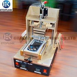 Wholesale 5 in multifunction separator Middle Bezel frame laminating machine LCD Frame vacuum Glue Remover Separator Preheater