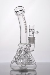 Wholesale Newest Glass Bongs Fab Egg Smoking Pipe Dab Rigs Water Pipes Function Breaker Base Shisha Hookahs In Stock