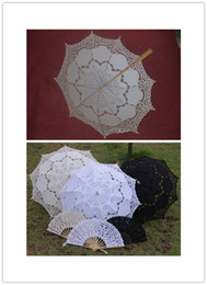 Wedding Decoration Hand Fan Wedding Decoration Hot Wedding Lace and Cut Out Hand Fan Fashion Beautiful and More Color Umbrella