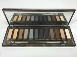 Wholesale Released Makeup NUDE Smoky Palette Color Eyeshadow Palette g High quality DHL