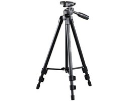 VCT-520RM Portable Tripod & Head Kit for Micro DSLR & Digital Cameras (Black)