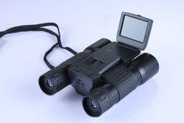 Wholesale 720P Digital Telescope Video Camera function Long Distance Binocular Cam with screen