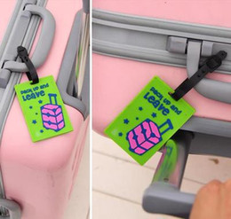 Wholesale Travel Bag Trip Luggage Suitcase Name Address Holder Label ID Tags Luggage Tag Boarding Aircraft Plane Boarding Labels Hangtag Free Ship DHL