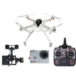 2016 drones de caméras aériennes 100% Original Walkera QR X350 Pro RC FPV Quadcopter Drone avec caméra iLook DEVO F7 Transmetteur G-2D Gimbal Photographie aérienne pour $ 18Personne t drones de caméras aériennes sortie