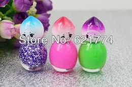 Wholesale New Hot Sales DIY Cute Baby Bottle Nail Polish Pure and Paillette Glitter Candy Color Makeup Nail Art Oil