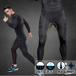 New arrival compression running tights men gym training pants fitness men basketball sport pants joggers men soccer track pants