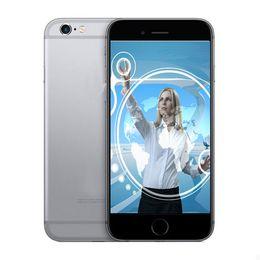 Wholesale Goophone i6s plus Octa Core fingerprinter G RAM G LTE Touch ID Bit MTK6795 Android inch IPS MP Camera Smartphone