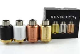 The Kennedy 24mm RDA AUTHENTIC KENNEDY ENTERPRISES BRASS 24MM THE RUBY MOD ATTY COMBO kennedy 24 rda clone