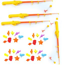 Wholesale Fishing toys rod in Fishing for the children s outdoor toys children s bath toys games Fishing with fun