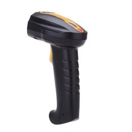 Wholesale 2 G Wireless Laser Scan Barcode Bar Code Scanner Bar Code Reader for Supermarket Bank Warehouse Logistics order lt no track