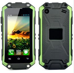 "Original J5 2.4"" Smart Phone Android 4.2 MTK6572 Dual core cell phones Waterproof Dustproof Dual SIM WIFI mobile phone"