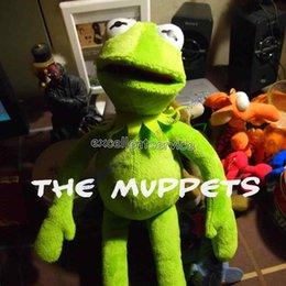 Wholesale Ty cm muppets frog kermit plush toy doll n new Kermit plush toys animal plush Kermit frog plush doll