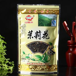 2015 Jasmine flower tea , first grade jasmine flower green tea