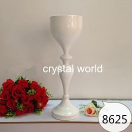 33 white mental flower vase Stand Wedding Centerpiece Flower stand