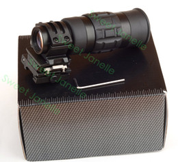 Wholesale Zooming x Optics Magnifier Scope with Flip to Side FTS Mount Best for Hunting Shooting x Mag A