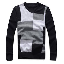 Wholesale-Free shipping New style sweater, men's pullovers fashion men's pullover sweater