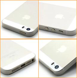 Cas transparents pour iphone 4s en Ligne-0.3mm Slim Frosted Transparent Clear Soft Cover Skin pour iPhone 5 5S 5C iPhone 4 4S iPhone 6 6G Galaxy S5 S4 S3 Note 3