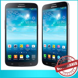 Wholesale 1x Samsung GALAXY Mega I9200 GSM G Unlocked HD LCD Screen Dual Core GHz RAM GB ROM GB MP MP Android Phone mAh Battery