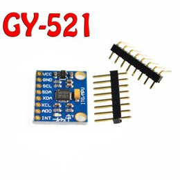 Wholesale GY MPU MPU6050 Module Axis analog gyro sensors Axis Accelerometer Module Other Electronic Components