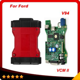 Wholesale VCM2 Diagnostic Scanner For Ford multi language VCM II IDS Support for Ford Vehicles IDS VCM carton package