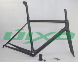 Wholesale days delivery goods super light g good stiffness road bicycle carbon frame T900 R5 RCA carbon frame