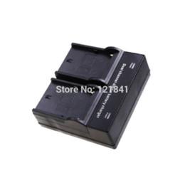 A7s sony en venta-Venta caliente NP-FW50 FW50 doble canal Cargador de batería para Sony NEX-3 NEX NEX3 6 5R 5C A7 A7R A7S ILCE-3000 A3000 A5000