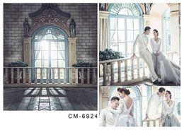 6.5*10FT(200x300CM)Wedding Backgrounds Photography Backdrops Romantic Fonds Fotografia Vinyl Backdrops For Photographic Backdrops cm-6924