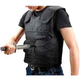 Wholesale Tactical Vest Men Stab vests Anti tool Customized version bulletproof vest plate stab service equipment outdoor self defense