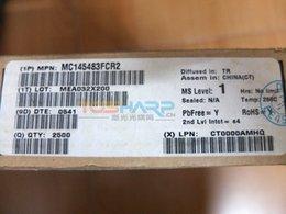 Wholesale MC145483FCR2 QFN V BIT LINEAR PCM CODEC FILTER V mW