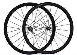 carbon wheels 38mm wheels width 23 mm POWERWAY R36 carbon clincher 700C carbon wheels bike road