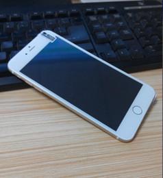 Wholesale Goophone i6 i6s Quad Core MTK6582 Show G LTE G GB Android inch Single Nano Sim Card Smart Phone DHL Free Ship