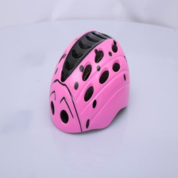 Cartoon Bicycle Protective Helmet For Kids 4-12T EPS High Compression Foam Cartoon Skating Cycling Riding Kids Bicycle Helmet
