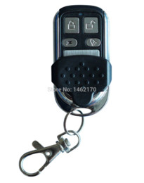 Universal fixed code rolling code Wireless face to face copy remote key with 433.92MHz for garage door car