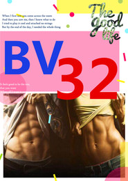 on Hot Sale New Routine Course BV 32 Aerobics Fitness Exercise Pull rope training small ball BV32 Video DVD + Music CD Free Shipping
