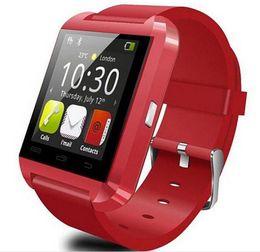 U8 Smart Watch Bluetooth Wrist Watches Altimeter Smartwatch for Apple iPhone 6  6 PLUS Samsung S6 Note Android HTC phones Smartphones