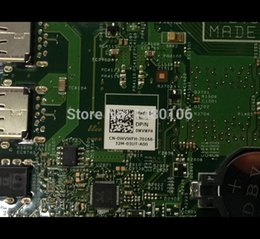 Wholesale WVWFH WVWFH For Dell Inspiron I3421 laptop motherboard with cpu i3 Processor tested working
